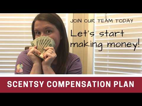 Can You Make Money Selling Scentsy?: Scentsy Compensation Plan