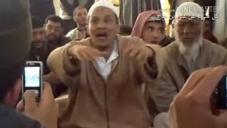 ALGERIE- الشيخ علي بن حاج: مال الشعب و بوتفليقة يعطيكم السكن بلا مزيتو