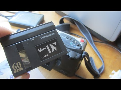 How to Import Mini DV Tapes on a Mac