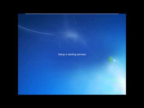 How To Remove Windows Vista and Install Windows 7