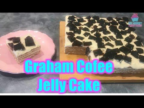 Graham Creamy Coffee Cake No Bake
