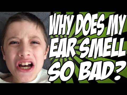 Why Does My Ear Smell So Bad?