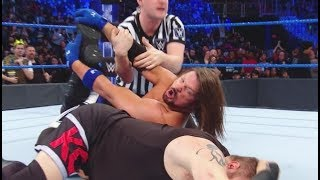 WWE Smackdown 1/23/2018 PLUS Enzo Amore Fired on going News