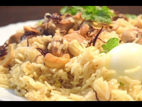 Chicken Biryani Recipe in Malayalam | Homemade Chicken Biryani Restaurant | Easy & Perfect Biryani
