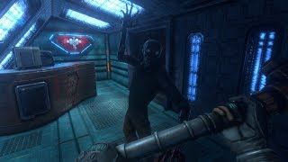 System Shock Remake - New Gameplay Demo (FPS Action Game 2019)