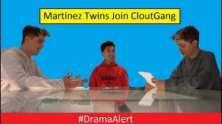 Ricegum has Martinez Twins join (Cloutgang) #DramaAlert Jake Paul Pop Shop! YouTube Rewind DRAMA!