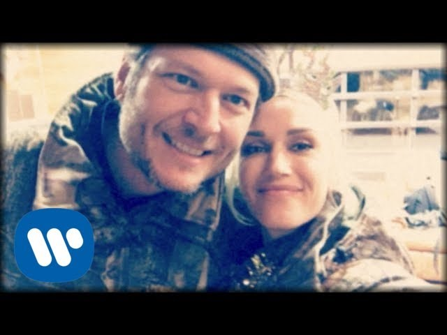 Blake Shelton Featuring Gwen Stefani - Happy Anywhere