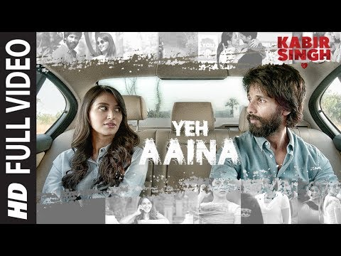 Xxx Mp4 FULL SONG Yeh Aaina Kabir Singh Shahid Kapoor Kiara Advani Nikita D Amaal Mallik Feat Shreya 3gp Sex