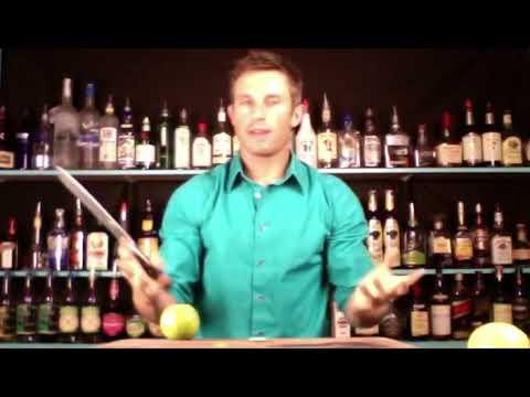 PREPPING GARNISHES & CUTTING FRUIT - Bartending 101