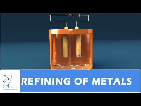 Refining Of Metals