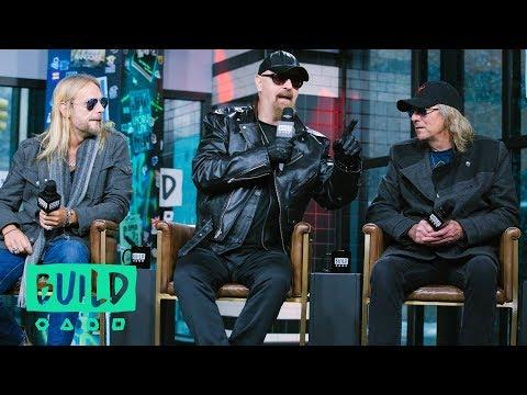 Glenn Tipton, Richie Faulkner & Rob Halford Of Judas Priest On Their New Album,