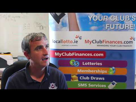 Interview with Graham Campbell, Chairman of Drogheda Boys FC.