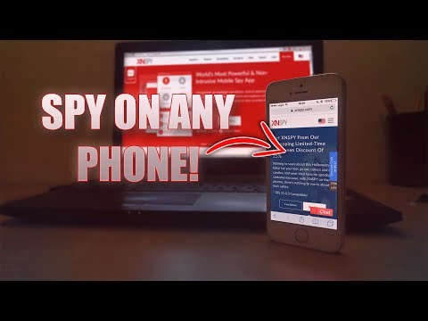 SPY On Any PHONE Without Anyone Knowing! 2017 LEGIT - XNSPY