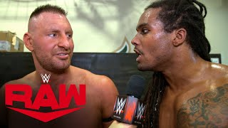 T-BAR & MACE claim it is their time: WWE Network Exclusive, April 19, 2021