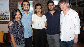 Radhika Apte, Siddhant Kapoor Announce The Film Bombariya
