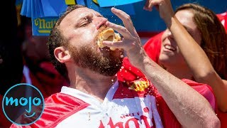 Things You Didn't Know About Eating Contests