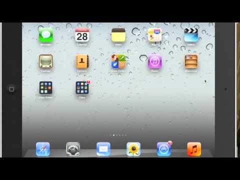 iPad Training: Restrictions