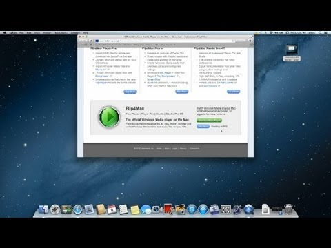 How to Open WMV Files on an Apple : Apple Product FAQs
