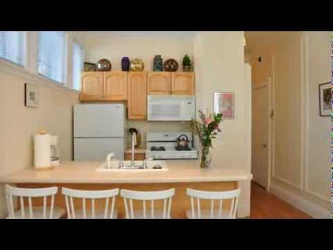 Portland Maine Rentals - 131 State Street Unit 4, Portland, Maine Luxury Furnished Apartment Rental