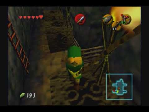 Ocarina of Time Master Quest Only  Dodongo's Cavern   Part 6