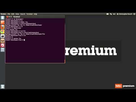 Python Power Tools: virtualenvwrapper