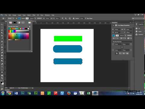 How to Make Buttons in Photoshop using CS6 -[2018]