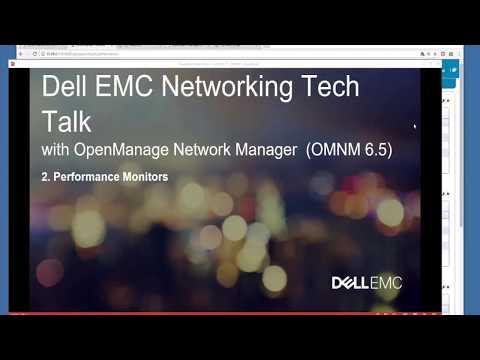 OMNM 6.5 Performance Monitors