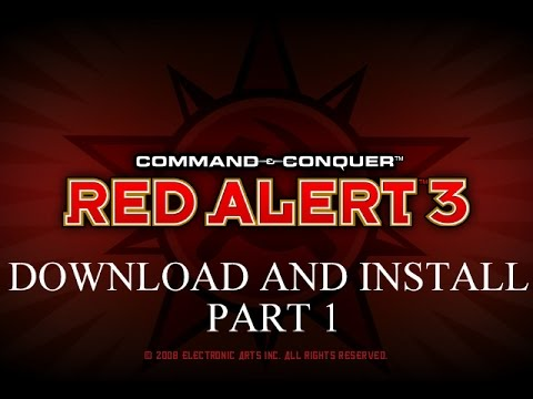 HOW TO GET RED ALERT 3 FULL AND EASY (FREE FOR PC TUTORIALS)