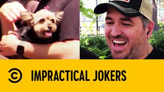 """""""This Is Ball-Less Chris""""   Impractical Jokers"""