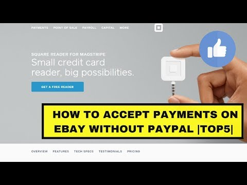 how to accept payments on ebay without paypal|TOP 5|how to accept credit card payments