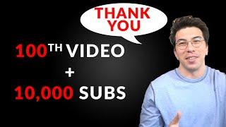 10000 Subscriber and 100th Video Special (Data Science)