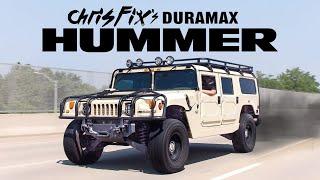 ChrisFix's Hummer H1 Review - Torque Monster