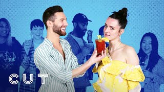 Bartenders Match the Drink to the Person | Lineup | Cut