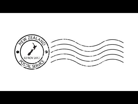 Illustrator Tutorial: How to Make a Post Ink Stamp