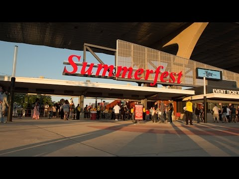 Welcome to Summerfest — The World's Largest Music Festival