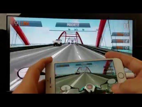 iPhone 6S:  Screen Mirror to HDTV | Amazon Video, Netflix, Games, Pandora, etc