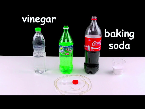 How to ReCarbonate Coca Cola or make any soda drink in 5 Minutes