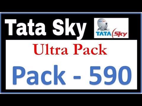 Tatasky Ultra Pack - 590   Tatasky details  