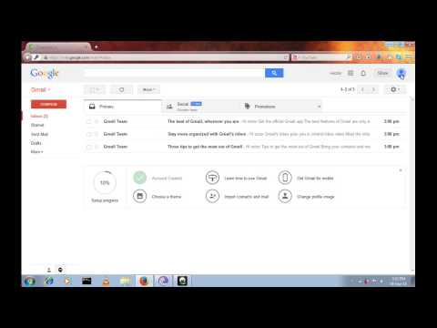 how to deactivate gmail account in two minutes