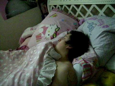 My BF snoring