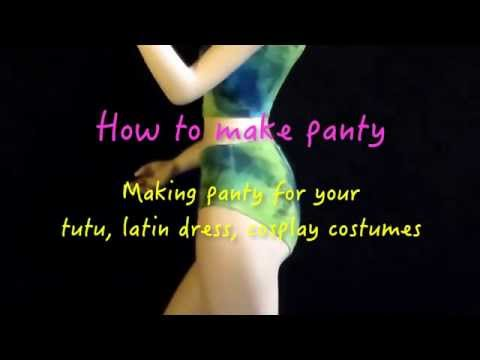How to make dance costumes