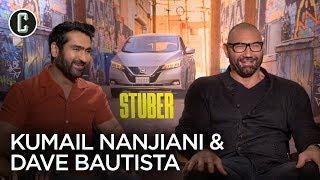 Stuber: Dave Bautista and Kumail Nanjiani Interview