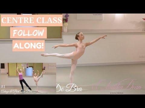 CLASS WITH KENZIE!