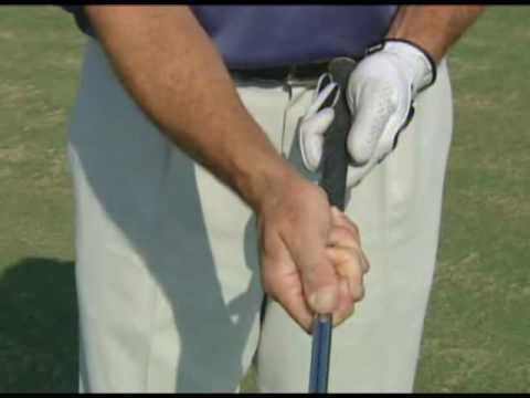 Hank Haney Golf Tip - Correct Grip