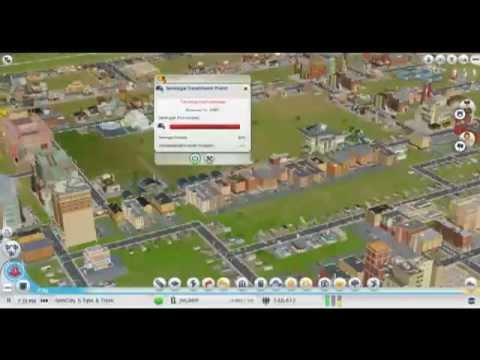 How To Make Money in Simcity 5 & Get 250k Popluation in Two Hours - Simcity Lets Play