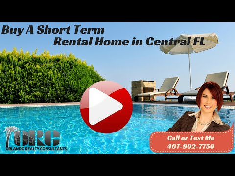 Orlando Vacation Home Sales | Investment Homes In Orlando | Buy A Vacation Home