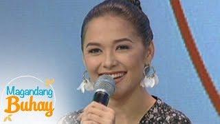 Magandang Buhay: Maja admits to having a special someone