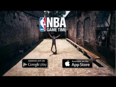 2014 NBA Gametime App