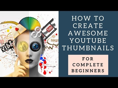 Create Awesome Youtube Thumbnails With Canva (For Complete Beginners)