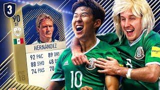 OMG SUPER SUB SONALDO! F8TAL PRIME ICON HERNANDEZ #3! FIFA 18 ULTIMATE TEAM